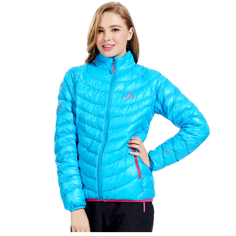 TOP Quality Famous Brand Women Winter Clothing Waterproof Foldable Duck Down Outdoor Jacket