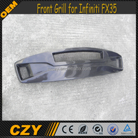 Carbon Fiber FX35 Front Grille for Infiniti FX35 2011Up