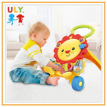 bd1e8a384c77 China Wholesale Plastic Lion Learning Walker Toys Baby Door Jumper