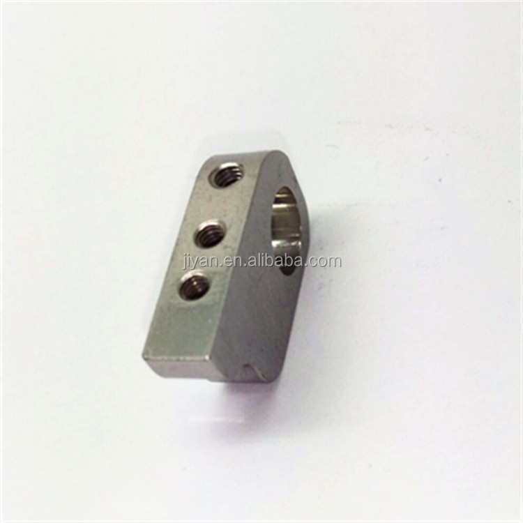 Custom Anodized CNC Milling / Drilling Aluminum machining Parts for 3D Printing