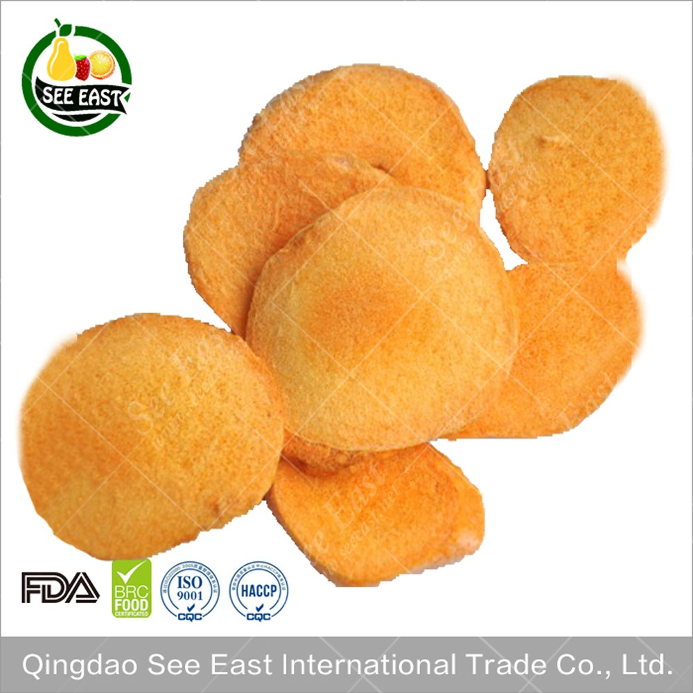 2017 New Crop Healthy Food FD Freeze Dried Apricot