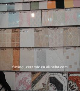 Construction ceramic tile