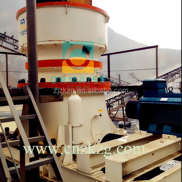 ORMAISE Cone Crushers Mining Equipment for Secondary, Tertiary and Fine Crushing