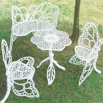 Delicieux Hotsale Heavy Duty Butterfly Garden Chair Set