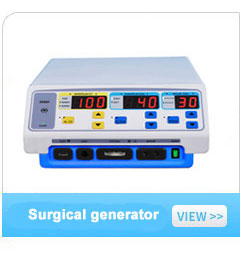 2015 Hot Sale Medical Equipment Surgery System Radio Frequency Electrosurgical