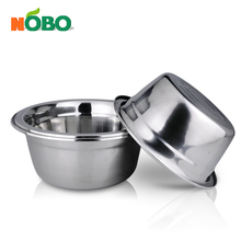 Multi-function non-magnetic 36-40cm basin big stainless steel foot wash basin