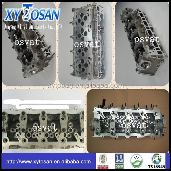 Engine cylinder head for HYUNDAI D4EA 2.0CRDI