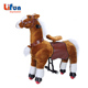 walking ride on horse/mechanical horse kids rides for sale