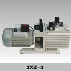 High Efficiency Direct Drive Rotary Vane Type Vacuum Pump 2XZ-2