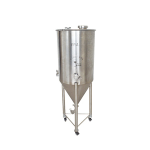 Conical 1Bbl Second Hand Micro Brewing Equipment