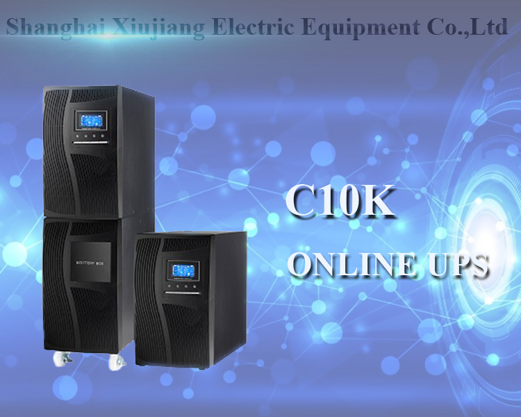 10KVA Online UPS with long backup
