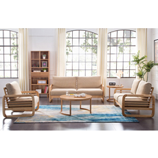 Modern fabric sofa living room chairs l shaped sofa set