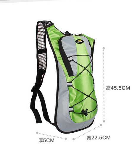 Wholesale ultimate hydration pack 2L water hiking hydration backpacks with bladder