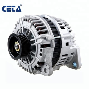 Alternator for Nissan 23100-0L701 23100-2Y005 23100-31U01 13639 13826 JA990IR 12V 110A