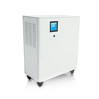 3kw Inverter 10kwh Li-ion battery 110v/220v Solar Power Generator Bank