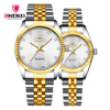 004 A 2 CHENXI Men And Women 2019 Fashion Gold Japanese Movt Diamond Wrist Watch
