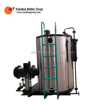 Low Pressure 1000 Liter Boiler And Steam Boiler Natural Gas Fired ...