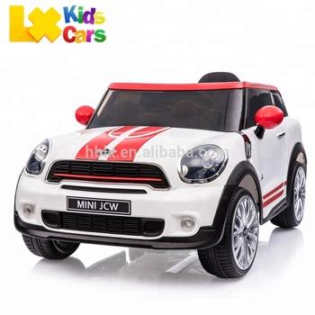 12 V Mini Cooper Per Bambini Batteria Auto Per I Bambini Con Mp3 E A