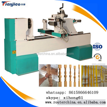4d cnc wood lathe engraving machine