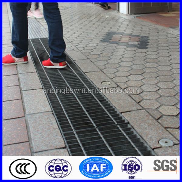 made in China <strong>stainless</strong> steel grid floor
