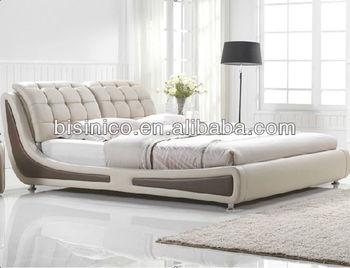 Bisini Schlafzimmer Set|modern Style|genuine Leder Bett( Bf05- 0158 ...