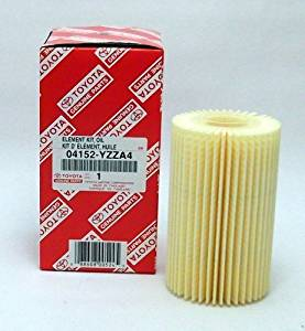 Toyota Genuine Parts 90915-YZZF2 Oil Filter 1//2 Case QTY 5