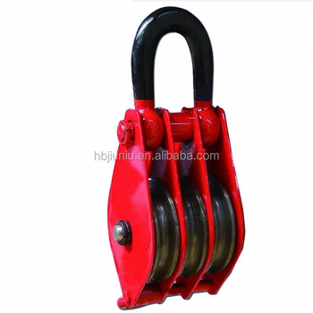 Heavy-duty Hand Hoisting Pulley Block/tackle - Buy Hand  Pulley,Tackle,Heavy-duty Pulley Block Product on Alibaba com