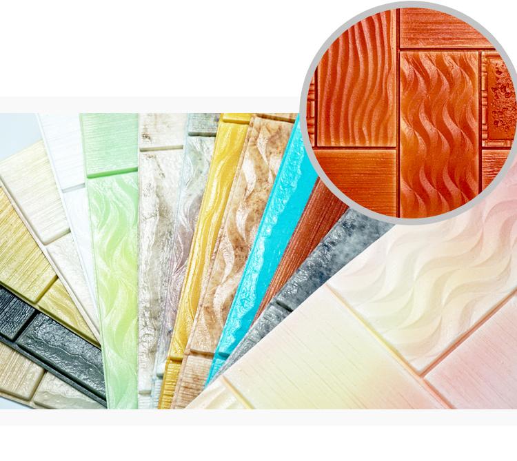 2017 Nieuwe Woondecoratie Korea Ontwerpen Behang 3D
