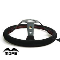 MOFE Race Car Steering Wheel 350MM Auto Cool Steering Wheels