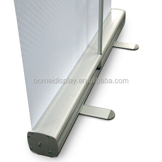 Manufacturer retractable banner stands retractable for Stand roll up