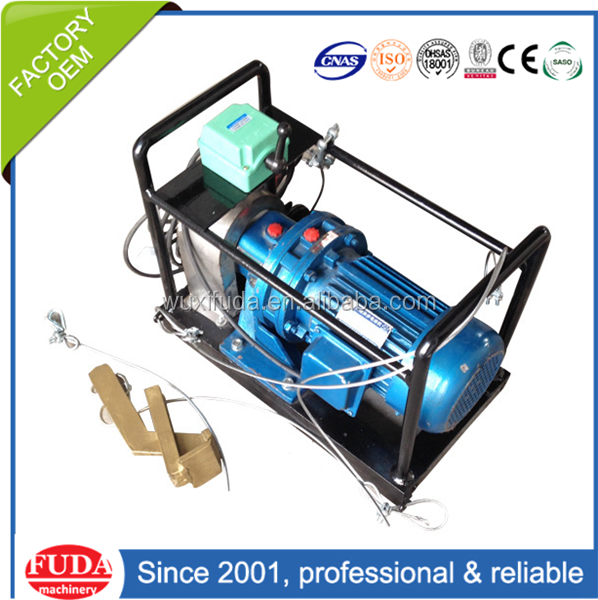 BPJ factory direct sale high quality conveyor belt splicing tools repair stripper machine