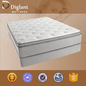 Amazing Holesale Furniture Queen Floor Latex Foam Coconut Fiber Sponge Mattress
