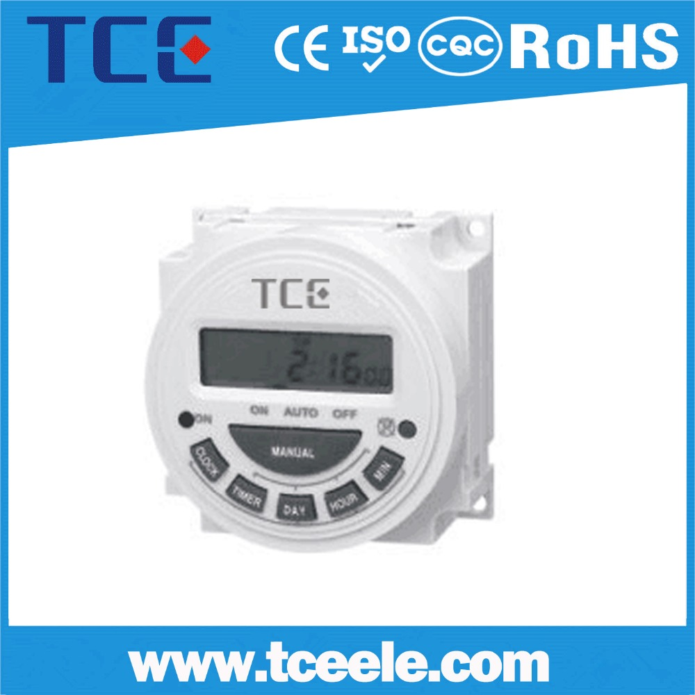 China 110 Volt Timer Switch Theben Sul181h Analog Manufacturers And Suppliers On
