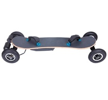 SYL-08 45 kmh <span class=keywords><strong>skate</strong></span> longboard elétrica offroad dupla do motor elétrico