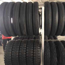 55% rubber content and 6/8pr ply rating motorcycle sawtooth tire spare parts 5.00-15