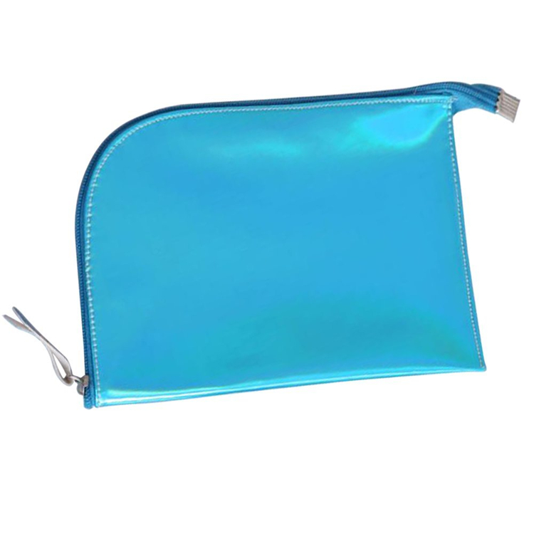 Holographic Cosmetic Makeup Bag Handy Coin Wallet Cosmetic Pouch