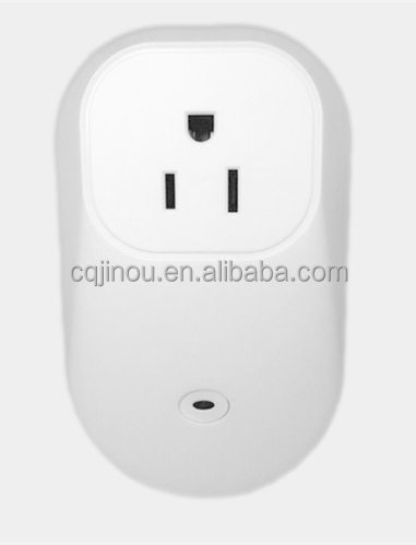 bluetooth remote control smart outlet