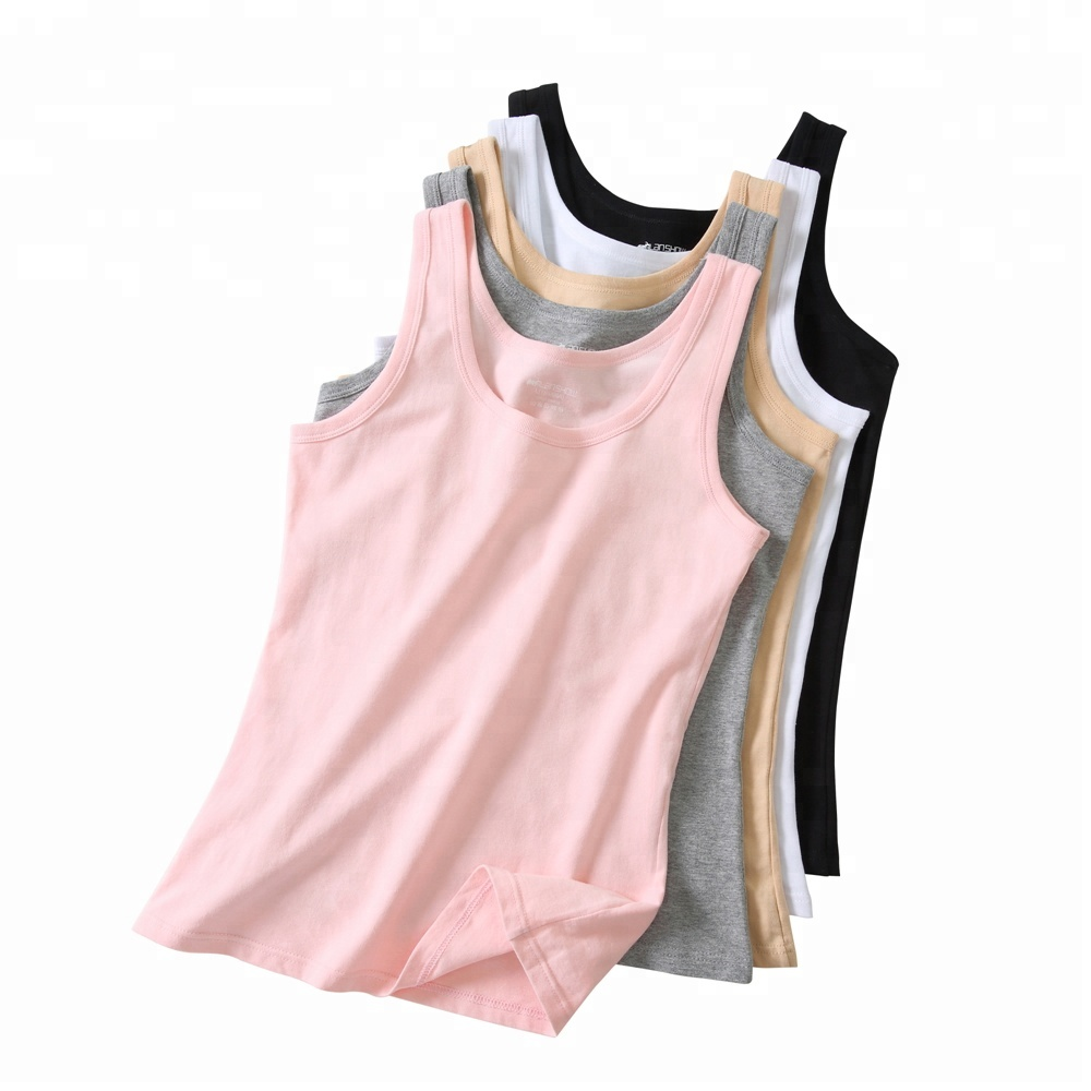Factory price adults <strong>tank</strong> <strong>top</strong> combed cotton <strong>women</strong> regular <strong>tank</strong> <strong>top</strong>