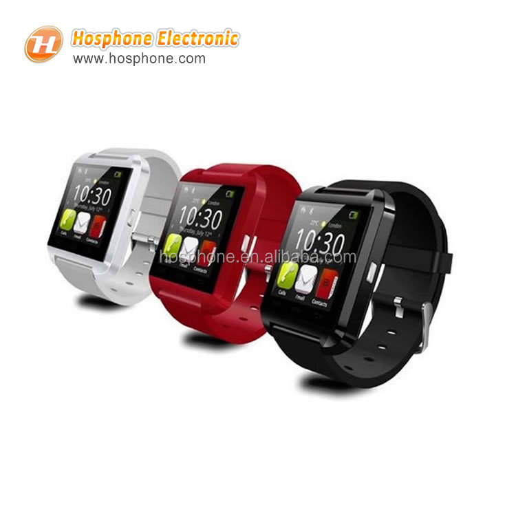 2019 EBAY WISH Amazon Top Sell U8 Smart Watch For Apple iPhone IOS And For Samsung Android Smartphone mobile phone