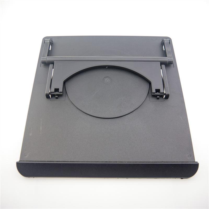 Регулируемый угол портативный ноутбук охлаждения кулер стенд бесплатный / прямая поставка