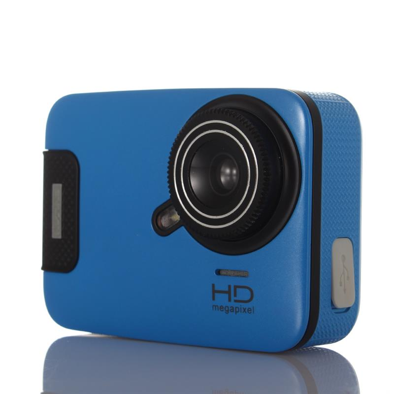 Cooldragon enlan-A11 World's unique support Internet action camera digital camera 2.6 inch touch screen with CE certificate