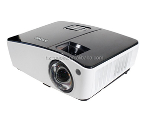 Low Cost 3500 lumens 3d DLP Projector Short Throw Projector For School