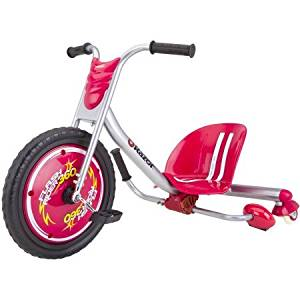 This Razor Flash Rider 360 Trike Ride-On will quickly become a playtime favorite.