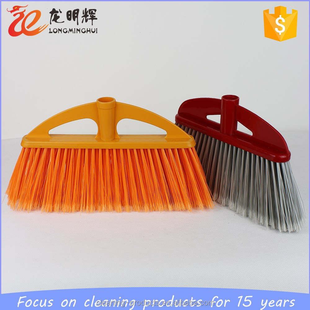 china supplier wearproof pet pp plastic broom