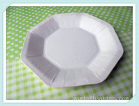 Promotion Custom Printed Disposable Wholesale Paper Plates