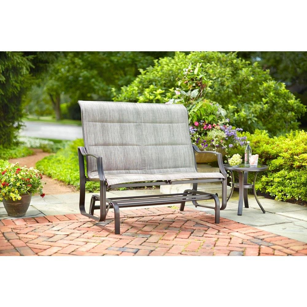 Get Quotations · Statesville Double Patio Glider