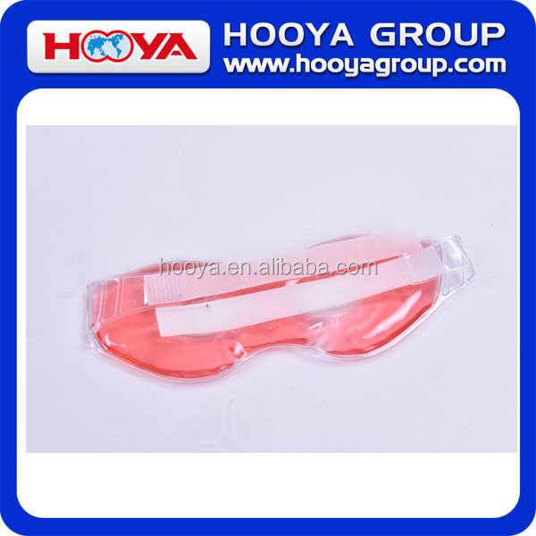 PVC Therapeutic Gel Eye Masks Ice Sleeping eye Mask for Cold in Summer