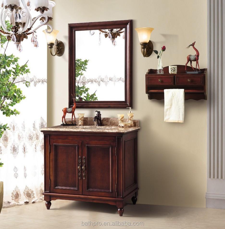 Venta al por mayor muebles de baño con muebles antiguos-Compre ...