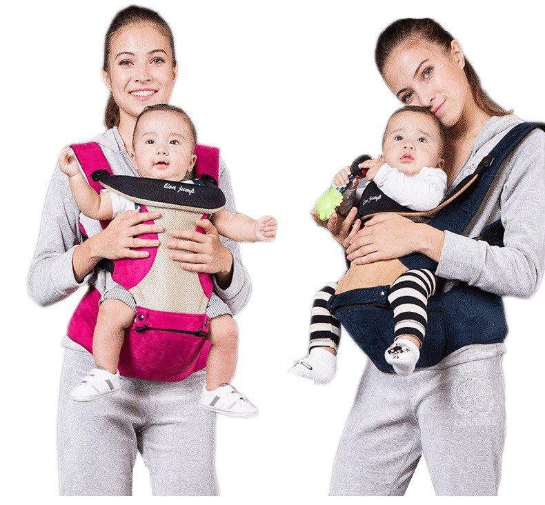 873161c475b Get Quotations · New 4ways baby kangaroo slings for babies Cotton+Polyester  portabebes out carrying children baby walker