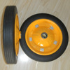 "Popular among Africa market 13""x3"" solid rubber wheel"